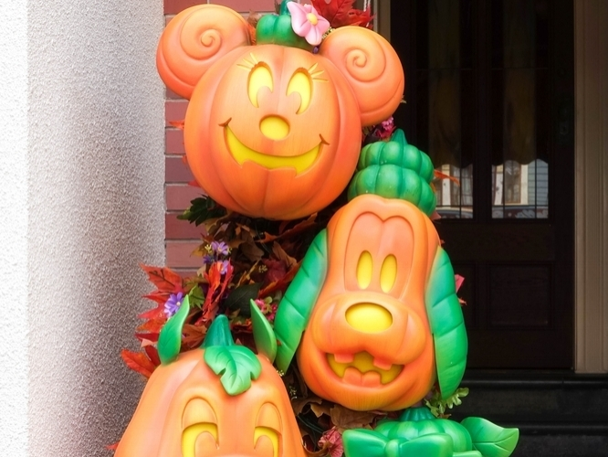 Halloween is in full swing at the Magic Kingdom for  Mickey's Not-So-Scary Halloween Party .