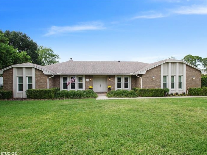 7609 Majestic Pine Ct Orlando FL 32819  4 BR / 3 BA with pool - 2,420 sq ft  $380,000