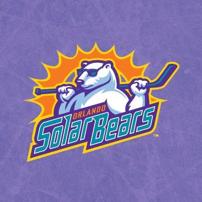 11/21 @ 7pm: Orlando Solar Bears vs Jacksonville Icemen