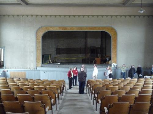 City Hall Auditorium - Columbus, Wisconsin