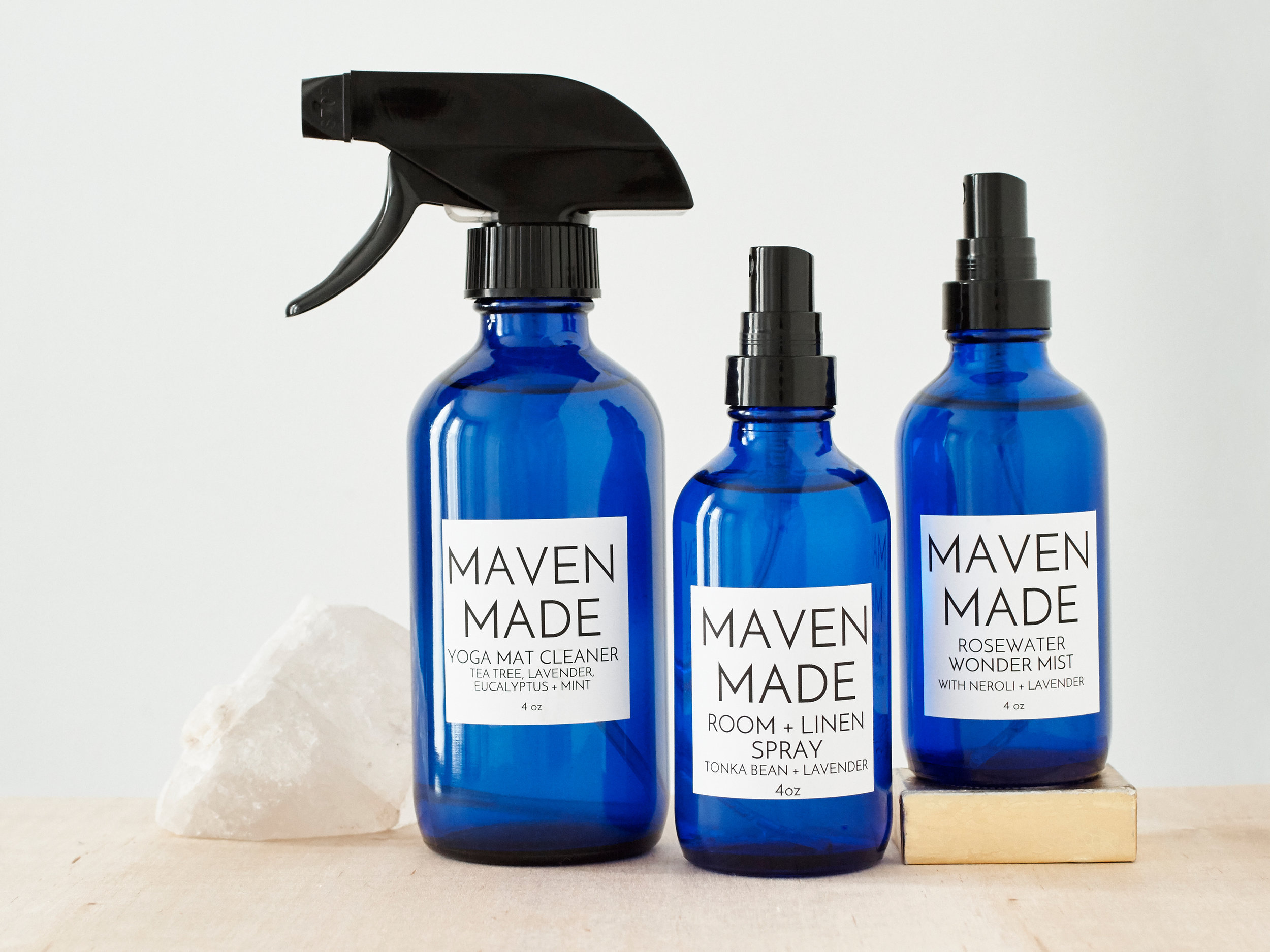 New Maven Made Products