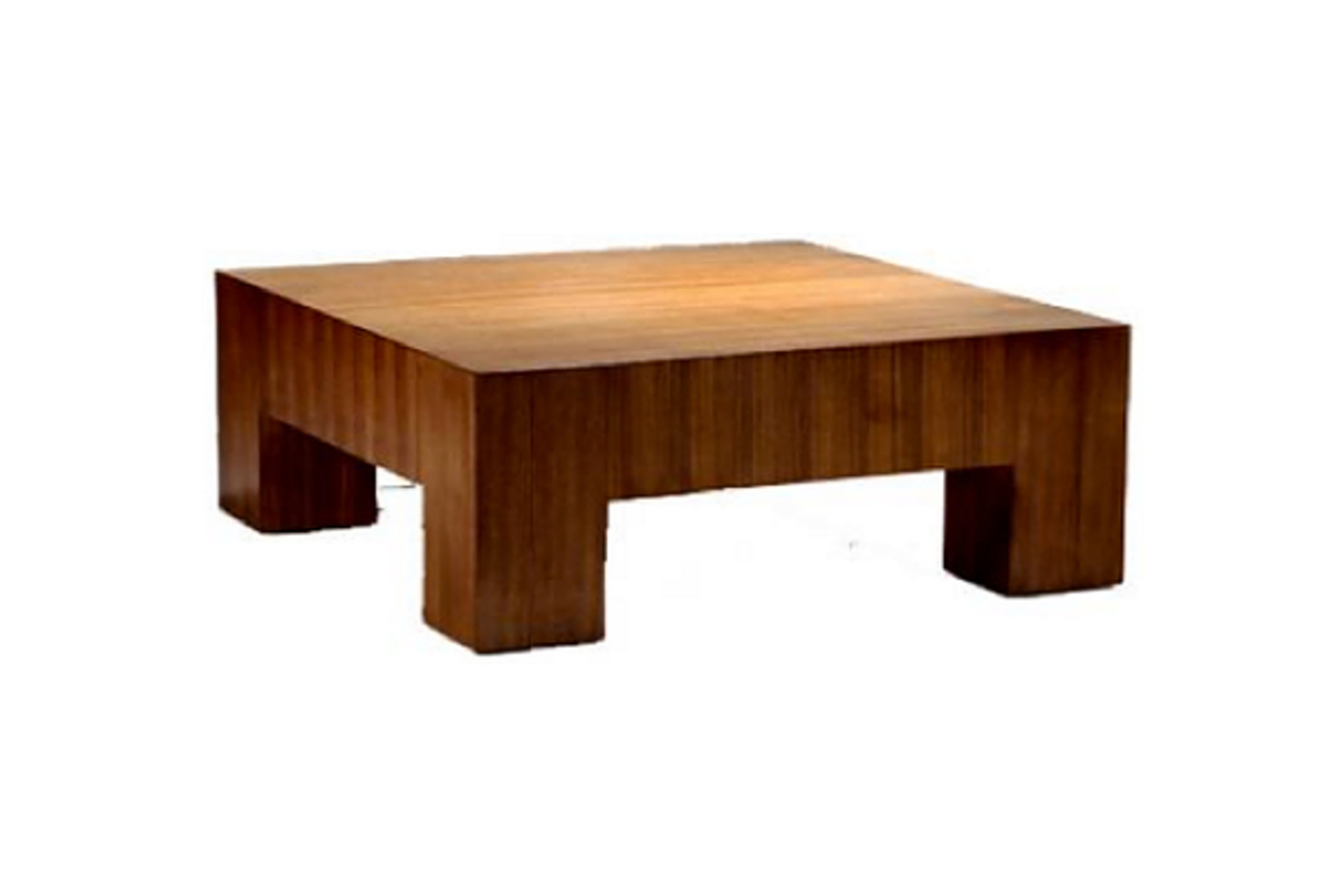 BOXY COCKTAIL TABLE