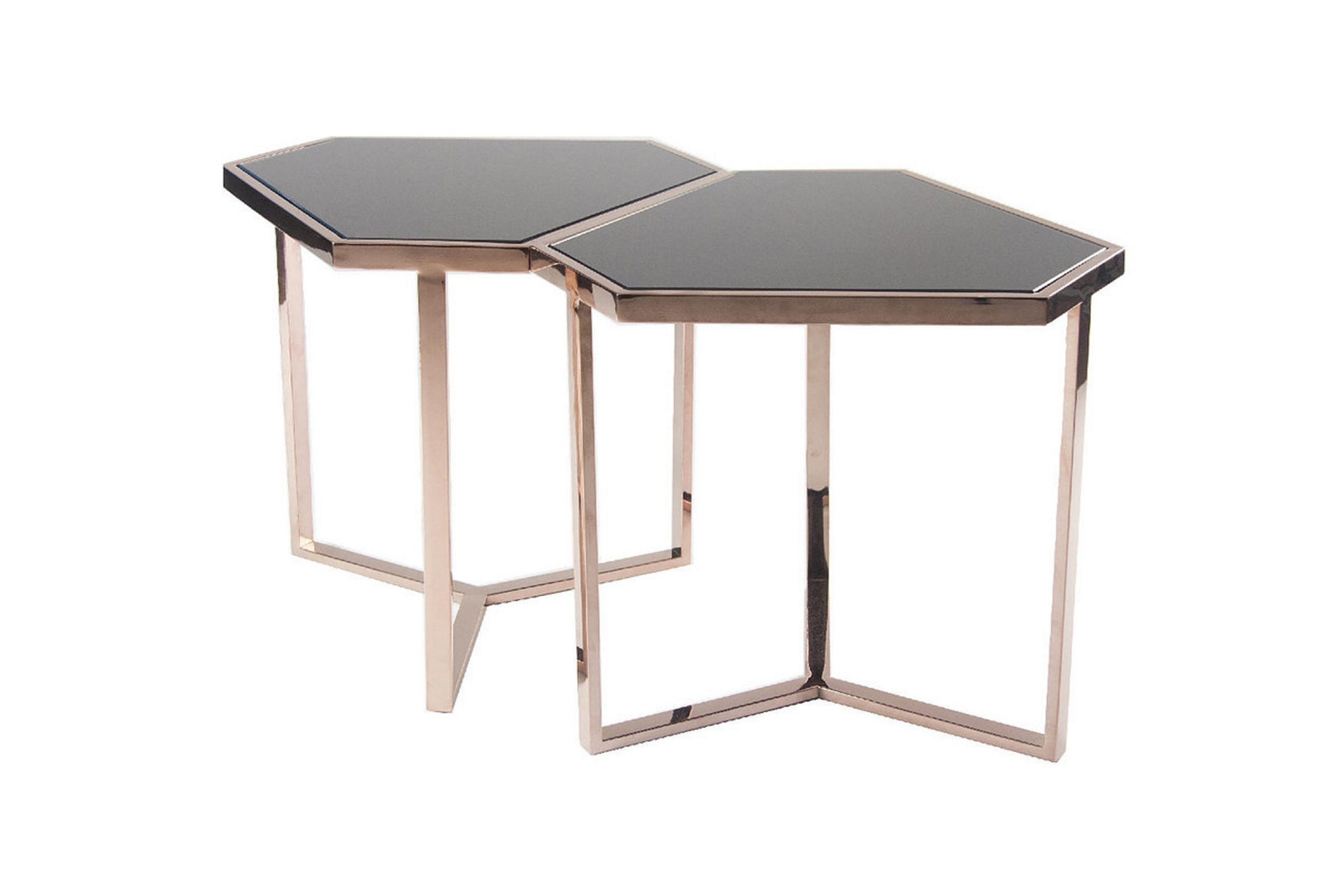 OCTAG END TABLE
