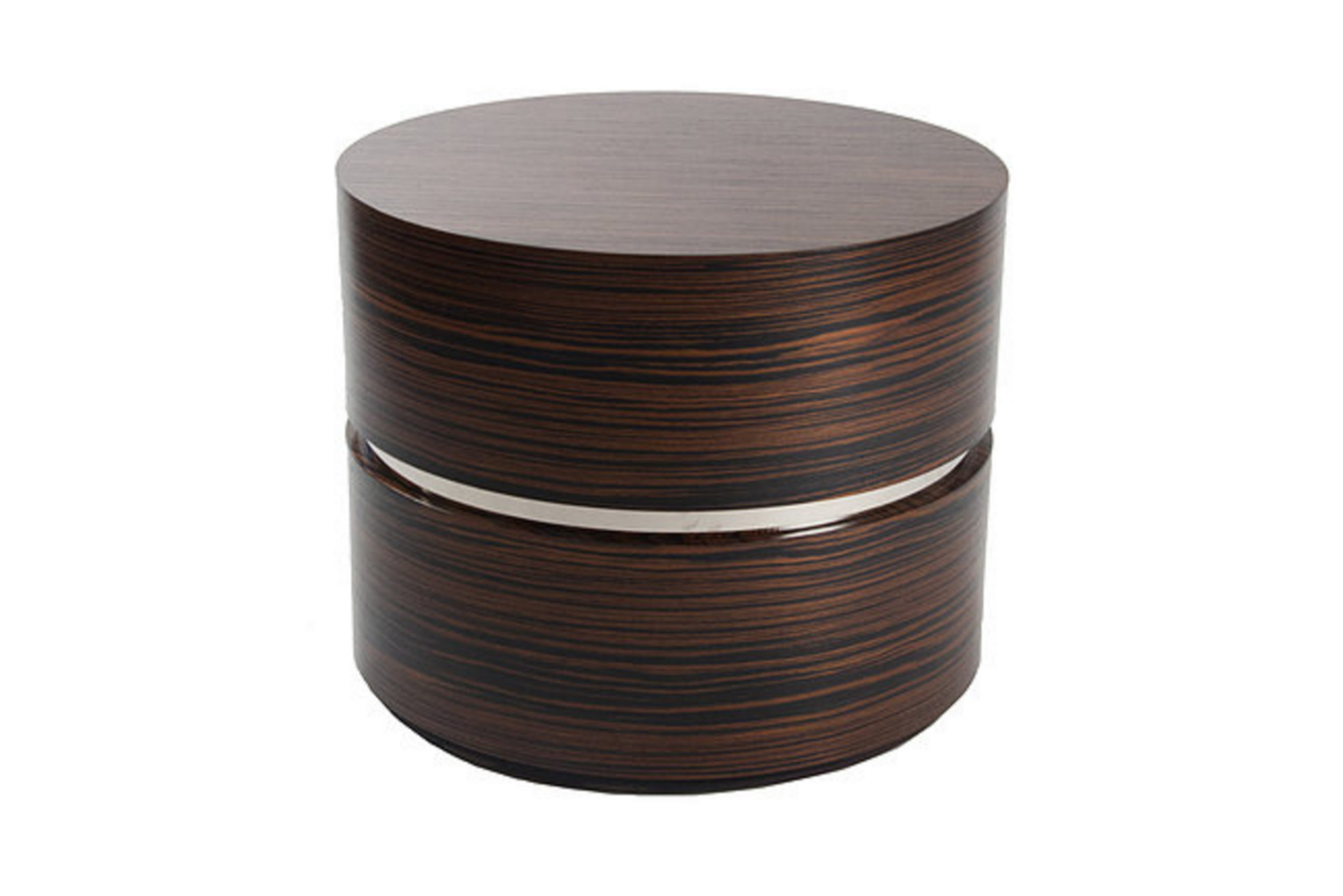 TWO TIER DRUM TABLE