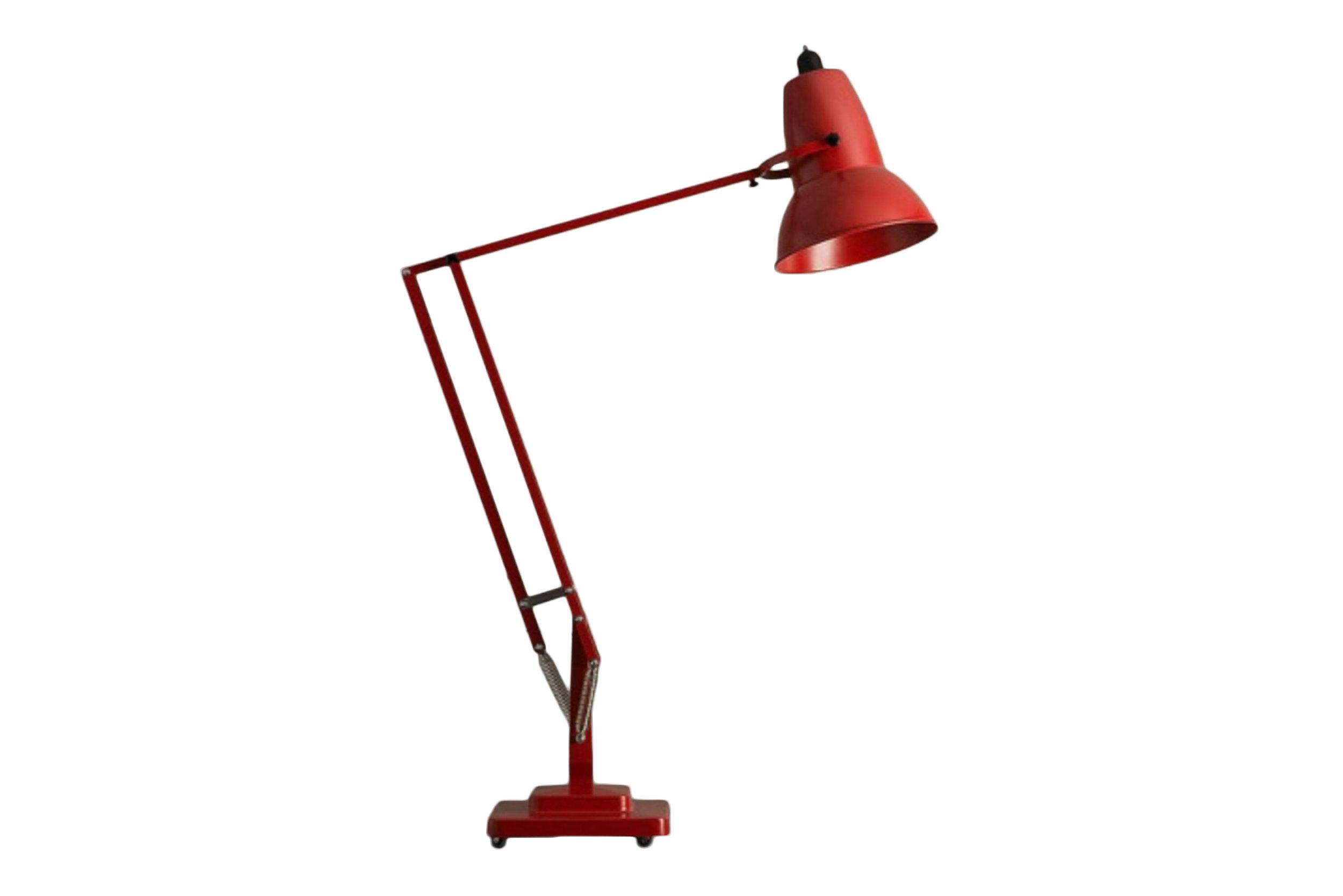 OVERSIZED SPOTLIGHT FLOOR LAMP