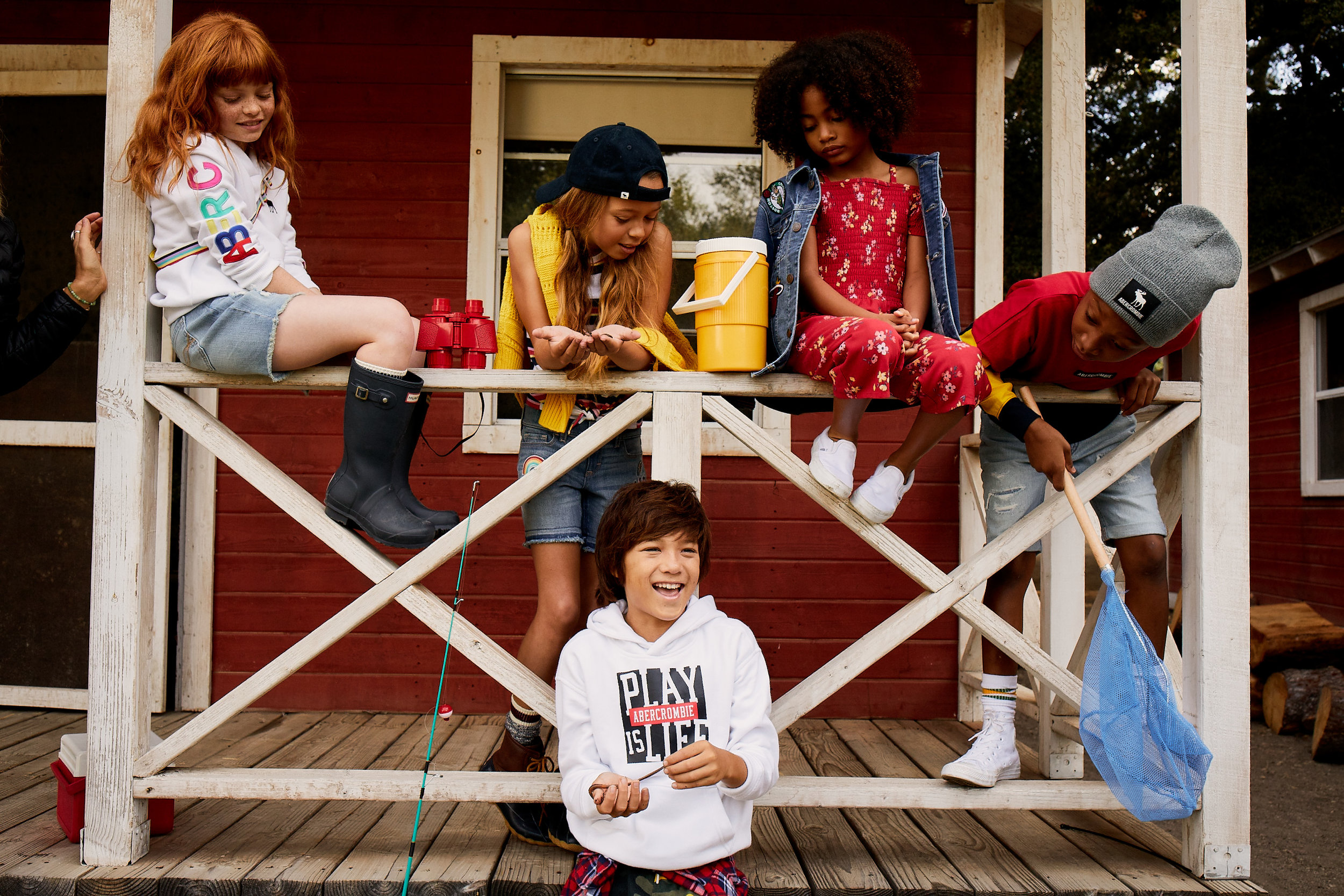 Case Study - abercrombie kidsCreative DirectionBrand Development