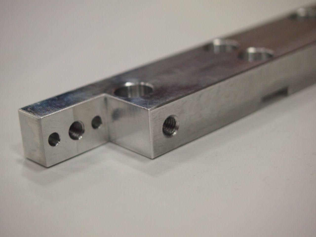 CNC Milled Part - Material: 6061 Aluminum