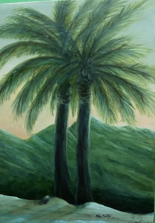 Twin Palms