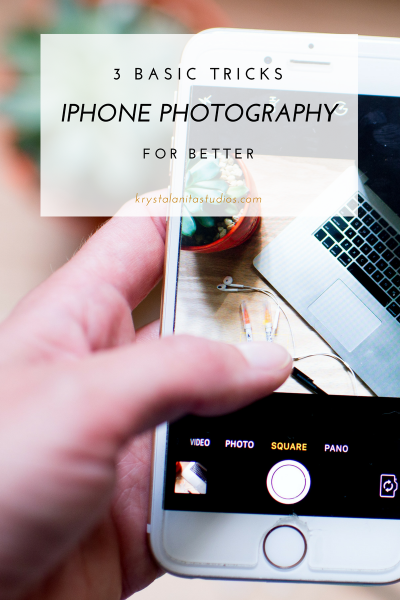 basic tricks for better iphone photography