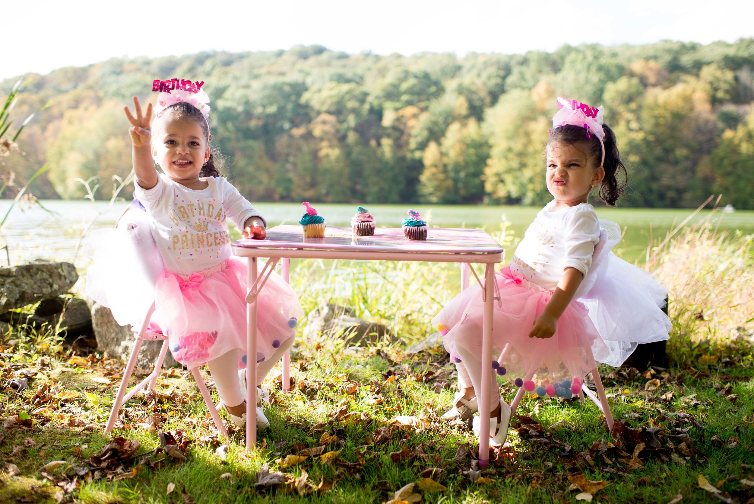 Peralta Grullon Twins 3rd Birthday Winding Hills County Park Montgomery NY