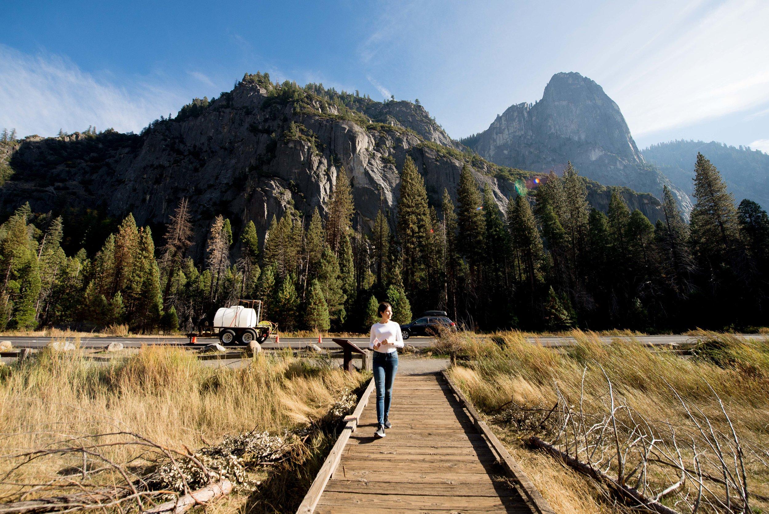 Yosemite Valley National Park CA