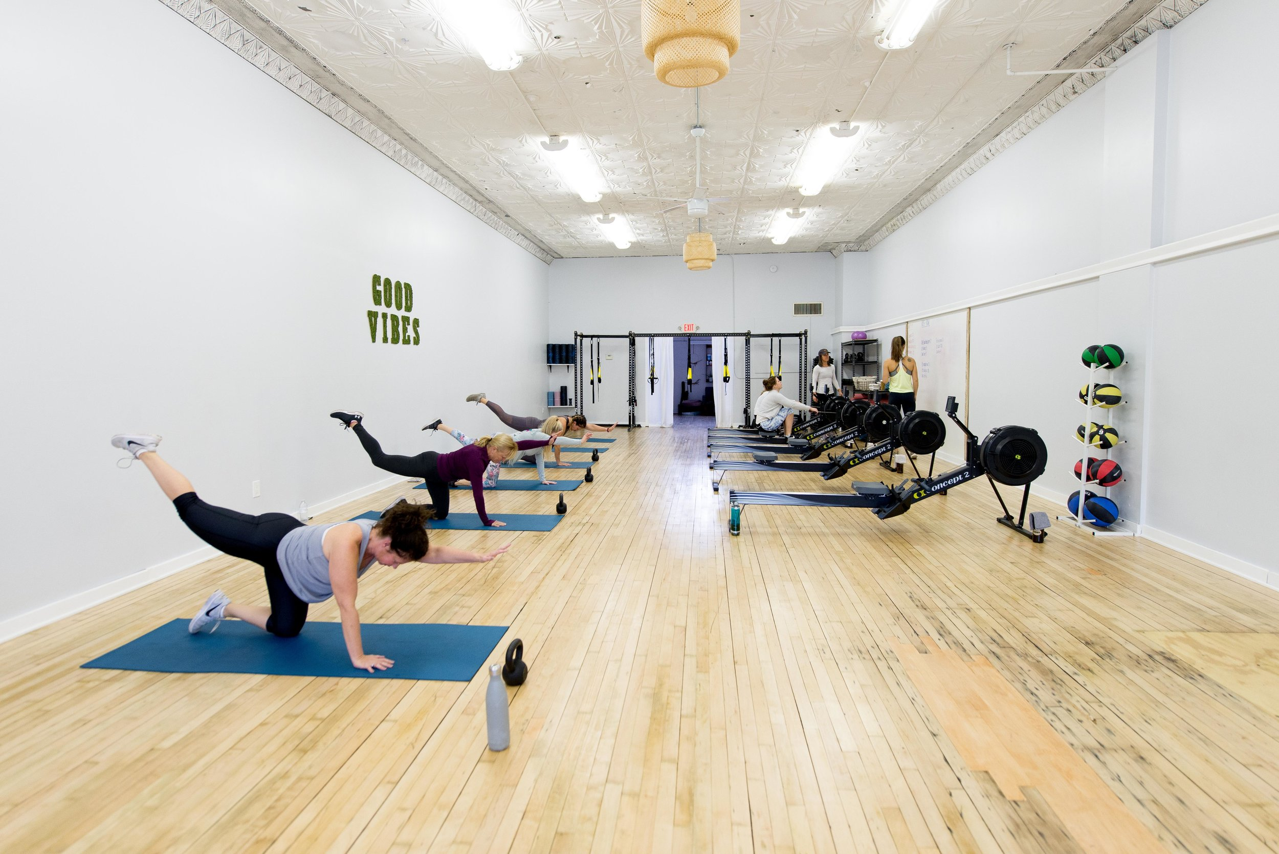 upstate row personal fitness studio port jervis ny