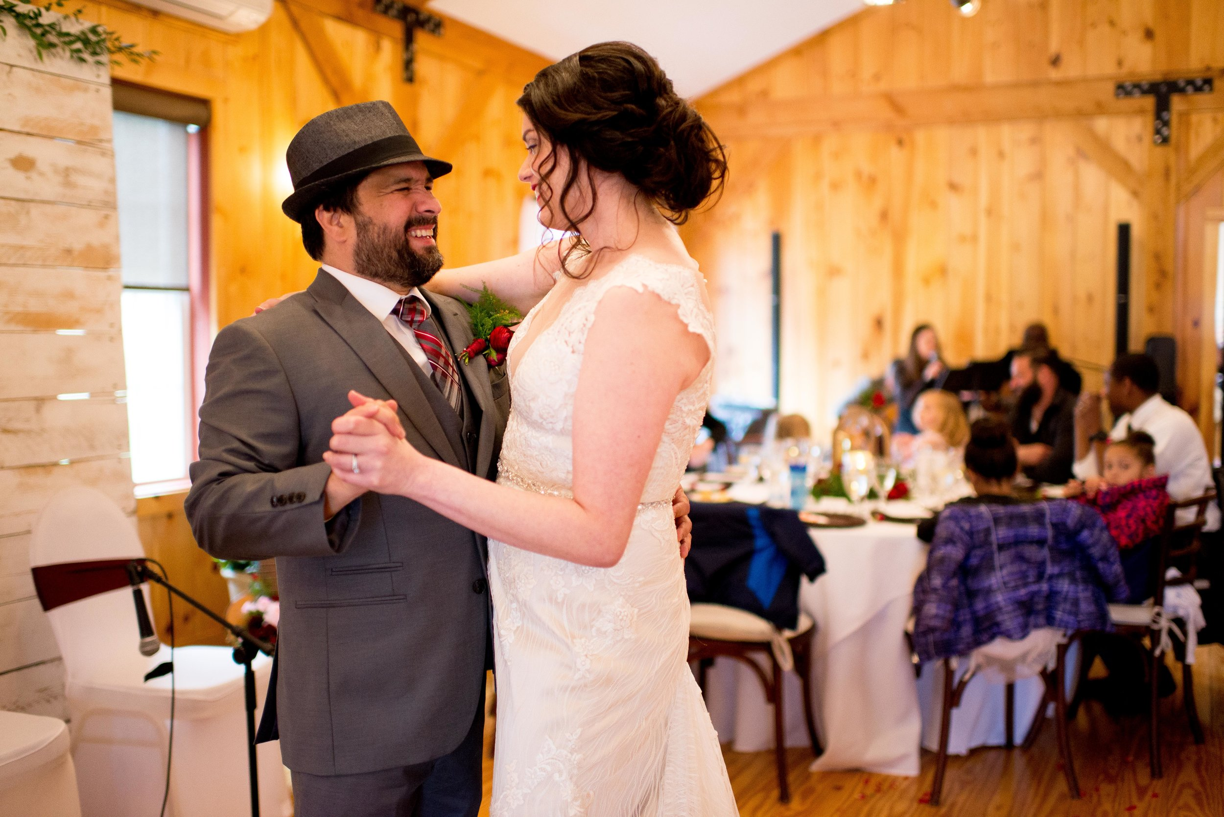 The 228 in Sterling Wedding April and Brian