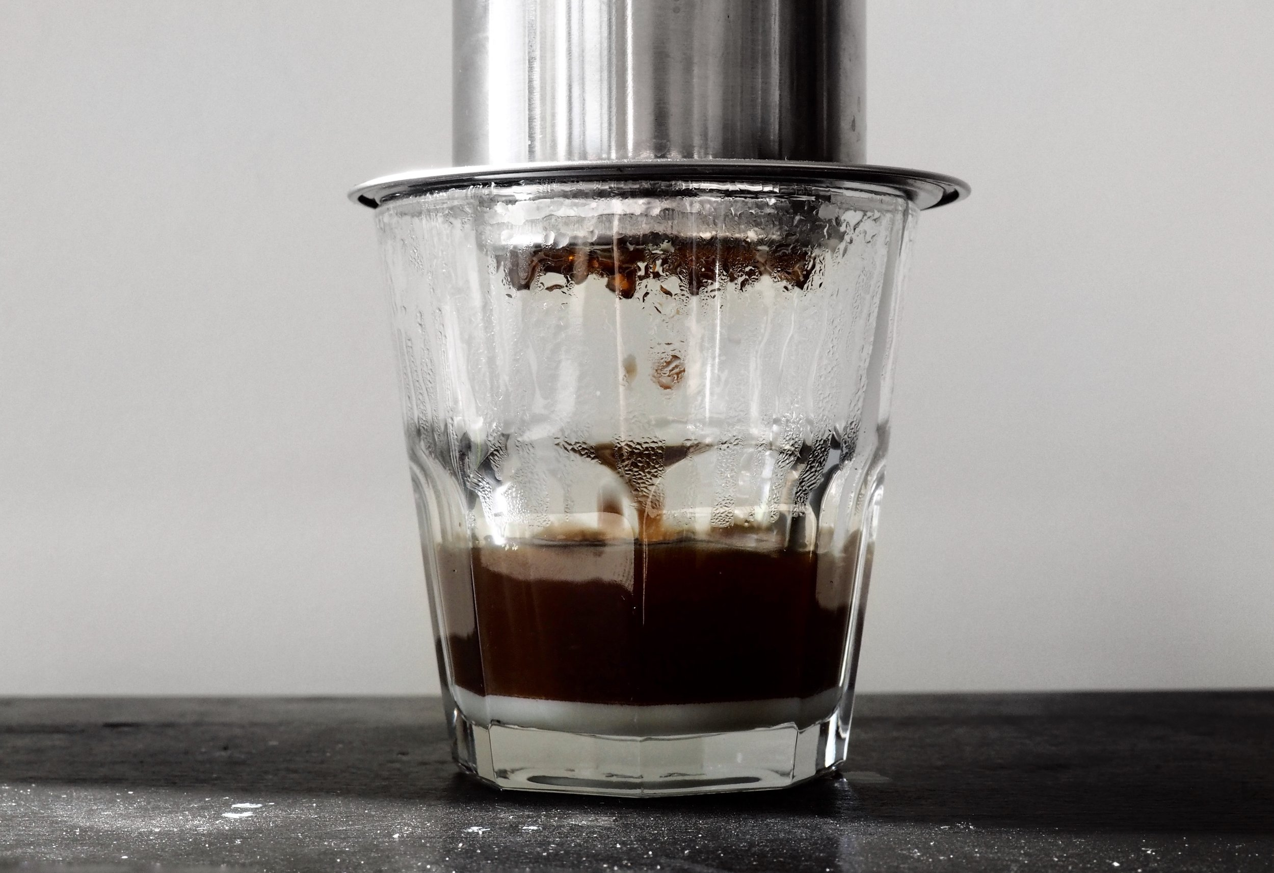 vietnamese phin coffee