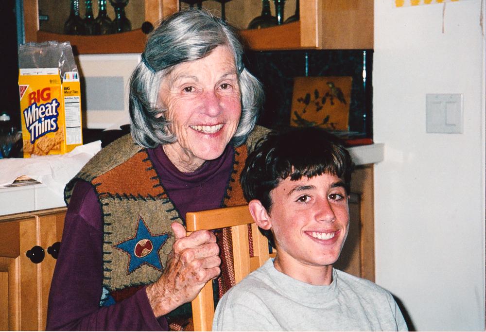 Grandchildren bring joy