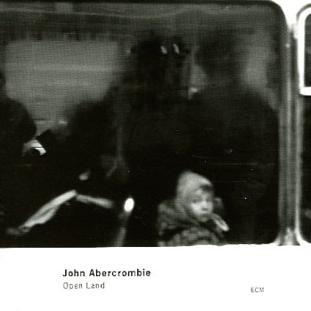 John Abercrombie - Open Land : This was the first Abercrombie album I bought, and the only one I had for a long time.  Released in 1999, the band is an augmented version of Abercrombie's 90s organ trio, with a sax and violin added.  Like the record above, it's atmospheric and feels somewhat static, taking up more space than time.  It's beautiful and beguiling and strange and hard to describe.  But this album represents what I think Abercrombie was best at—invoking musical spaces: space, not time, is the main element of this music, or so it feels.
