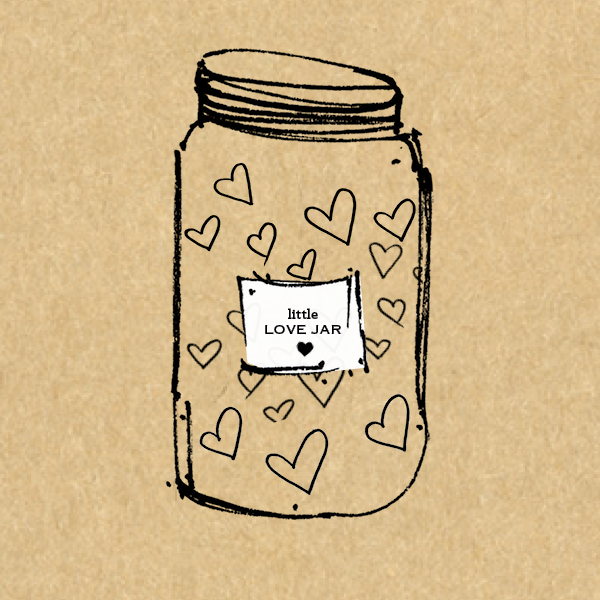 STEP THREE:  SPREAD JOY   Our team collects, prints and cuts each individual message and fills the Little Love Jar to brim with loving messages, memories and wishes. The joy filled jar is packed and shipped to the recipient.