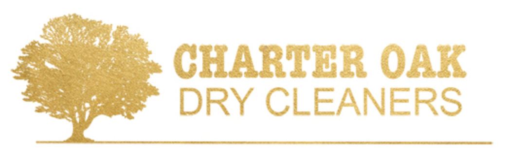 Logo Design - Charter Oak Dry Cleaners