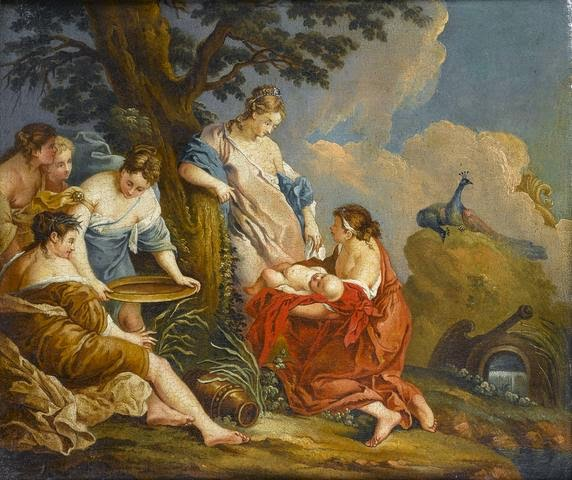 Birth of Adonis