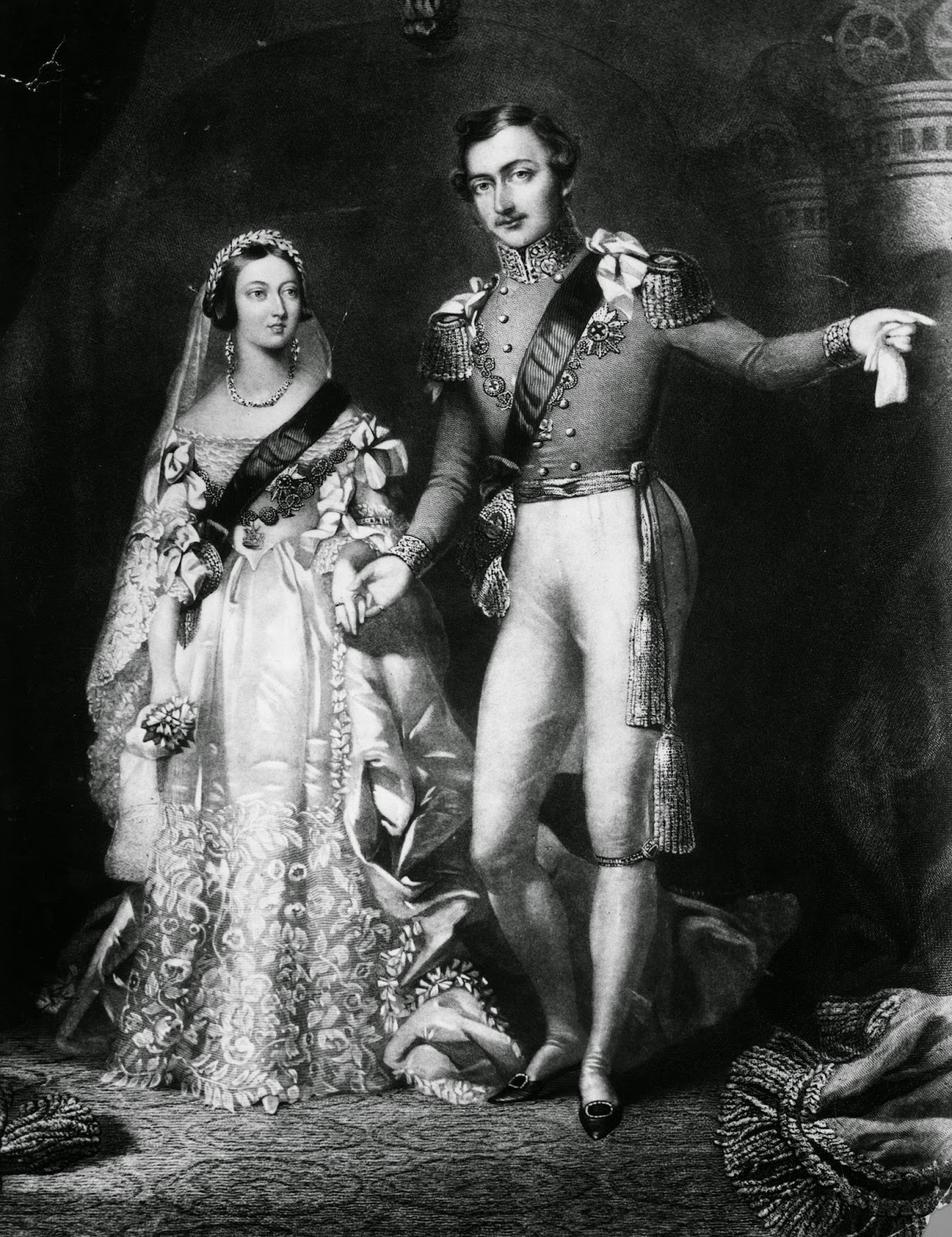 Victoria and Albert 1840