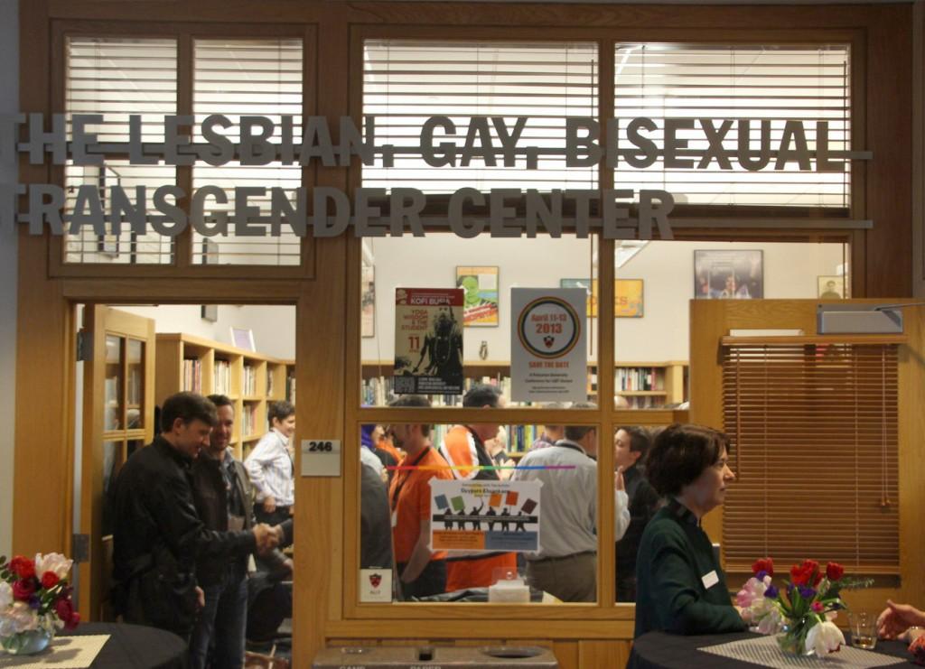 The LGBT Center.