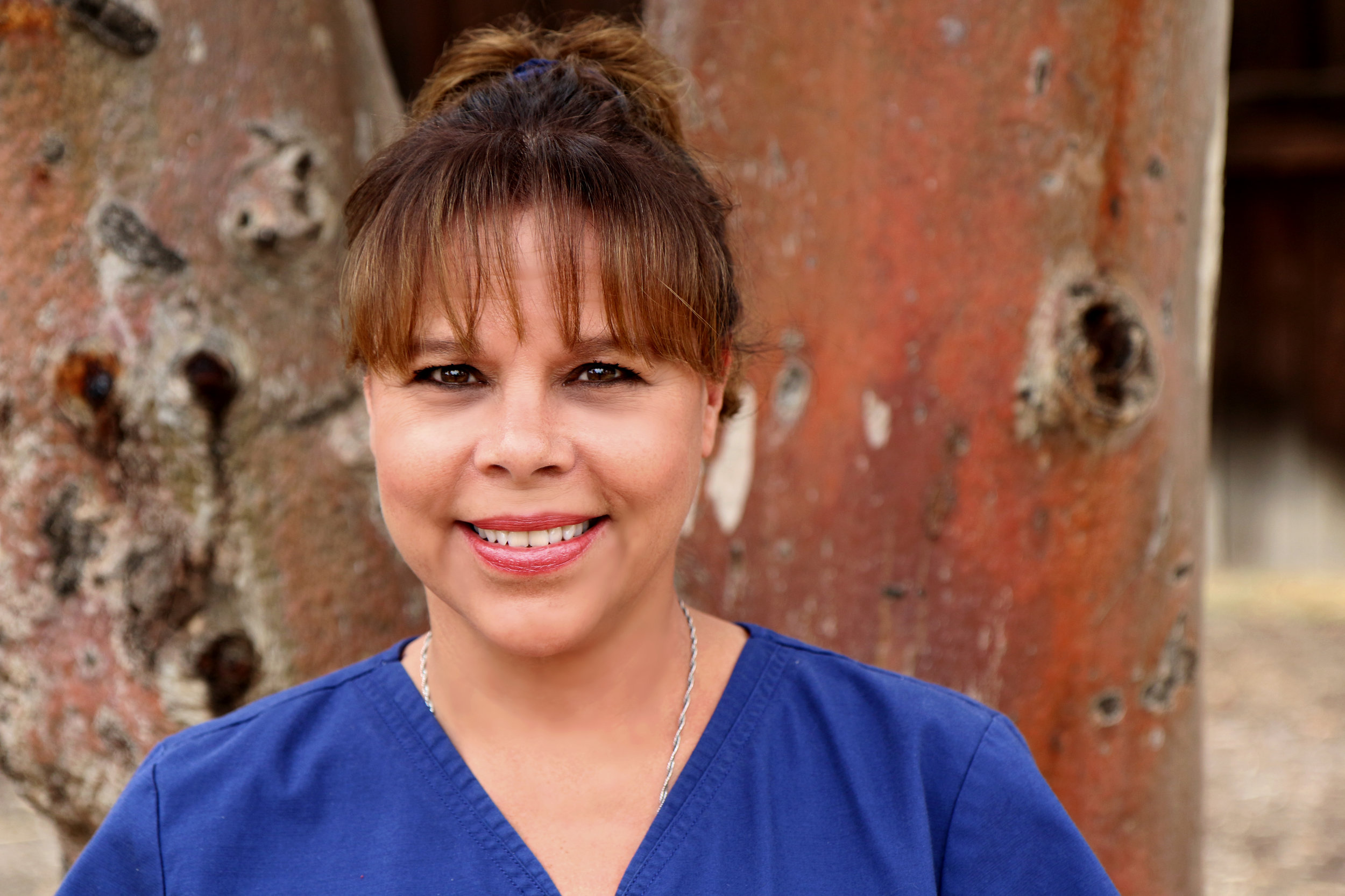 Laurette Weissert   Laurette is a Southern California native. She has been a registered dental assistant for over 20 years. She has been assisting with Dr. Holyoak for over four of those years. Laurette's warm chair-side manner puts patients at ease and her positive attitude is contagious. She sees the good in every situation and is passionate about taking care of people and ensuring their comfort. Laurette loves spending time with her family and pets. She also loves to cook and loves rockin' to the oldies on her jukebox at home.