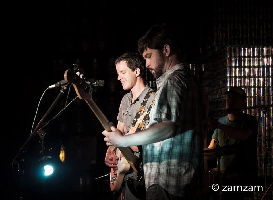 Steven Jackson & David Schrimsher at Straight to Ale Huntsville, AL