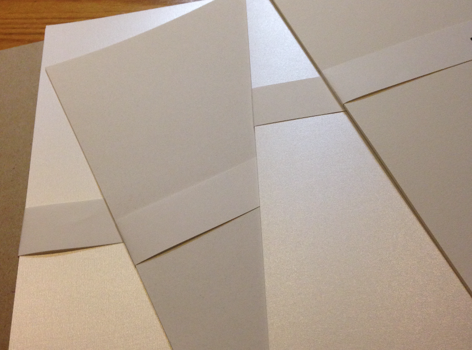 Pretty Paper Samples  //  Pearlized Paper? Yes!