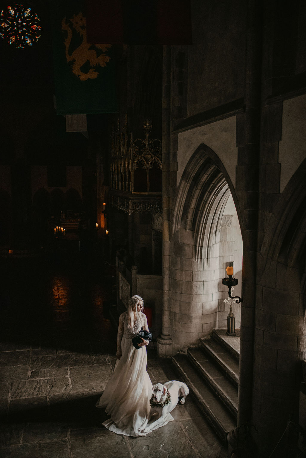 Game of Thrones Styled Shoot _ James Cody Barry