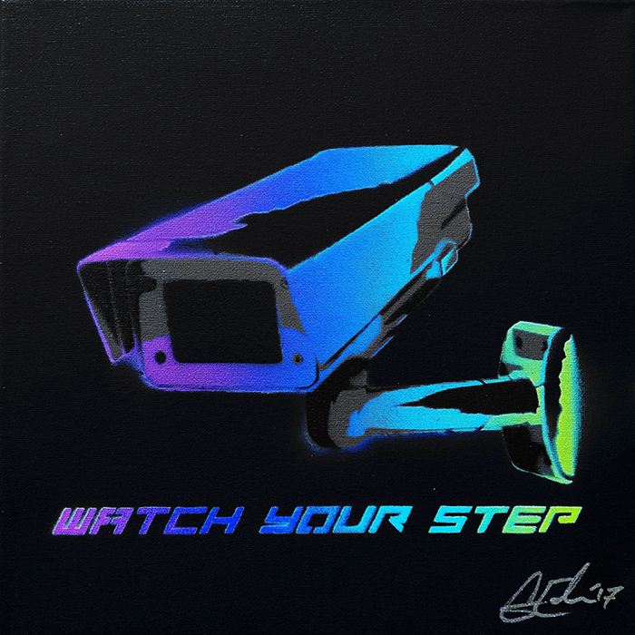 WATCH YOUR STEP 11