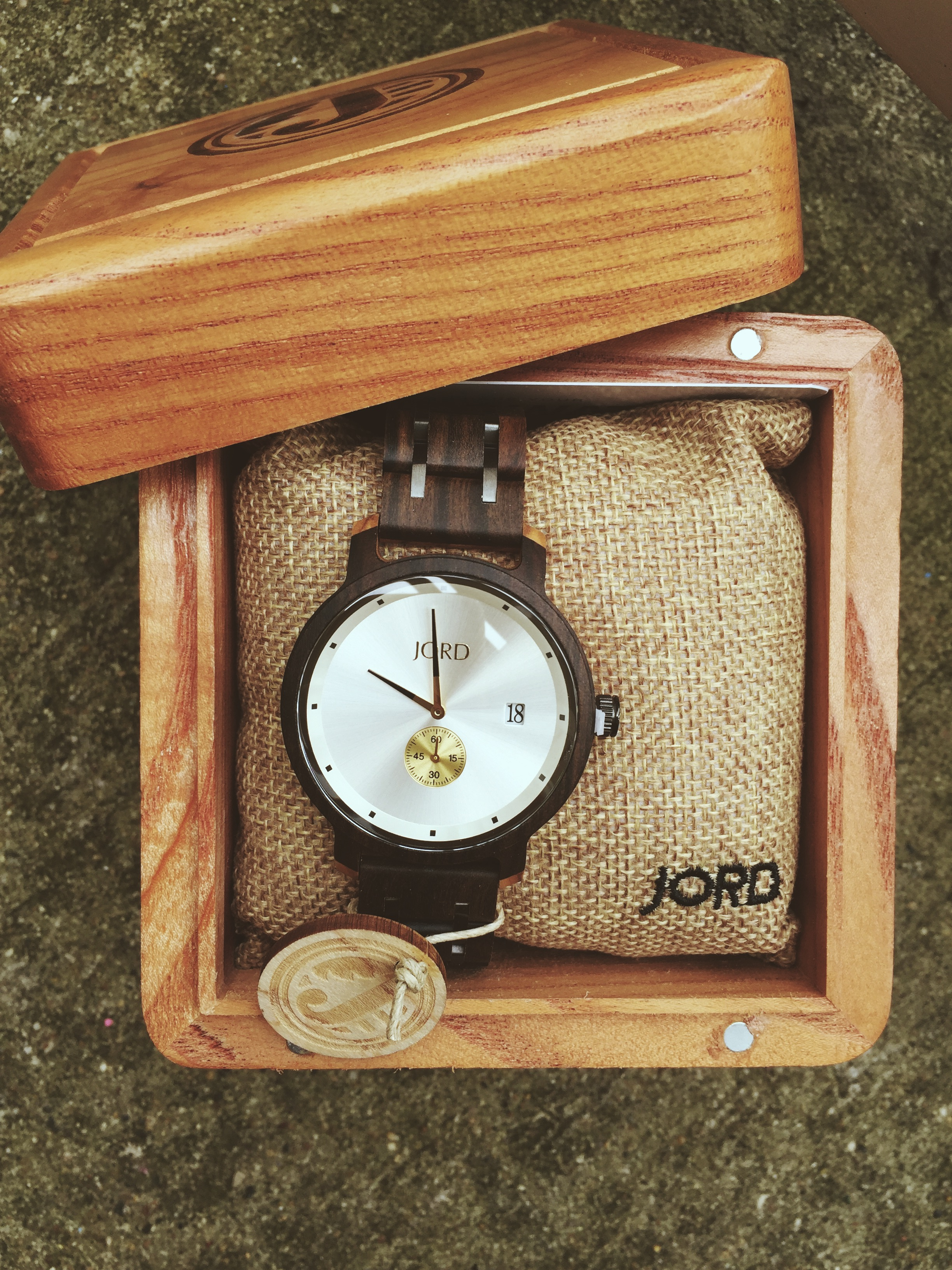 The Key To Happiness + $100 JORD Watch Giveaway — Catch This