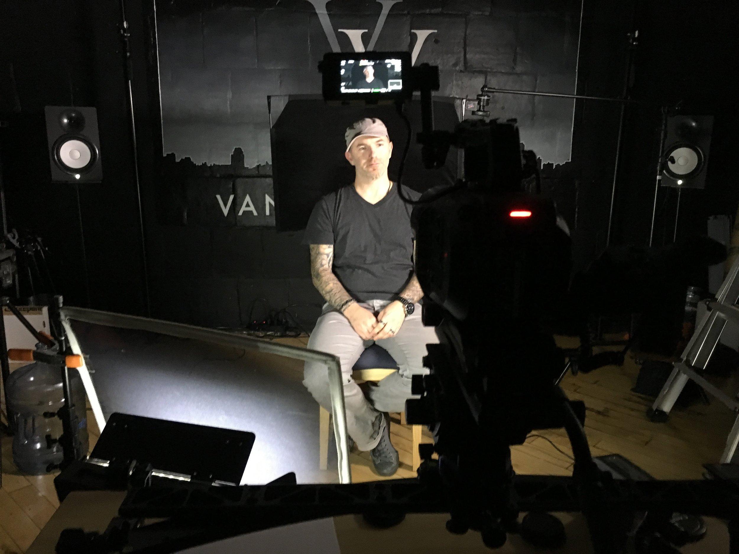 Damien in studio.JPG