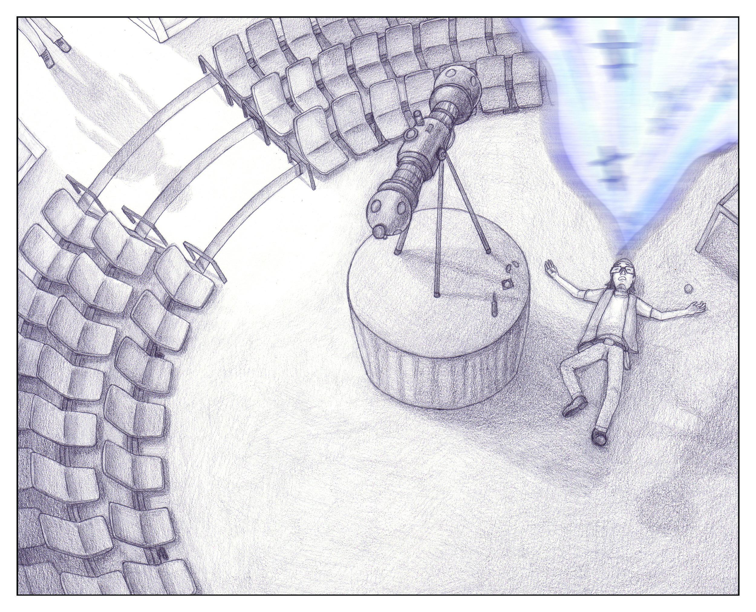 Wheatus Bridges to Jupiter comic