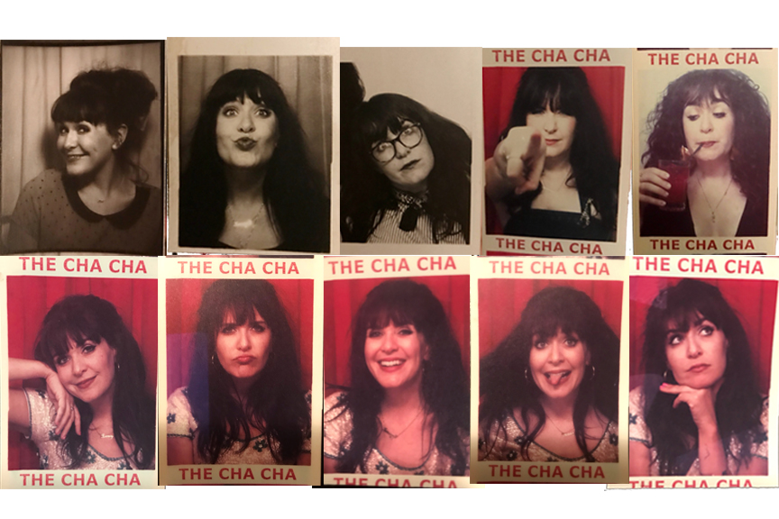 Top Row: Me from ages 25 to 30 (missing age 26), Bottom Row: Self Indulgence on my 31st Birthday