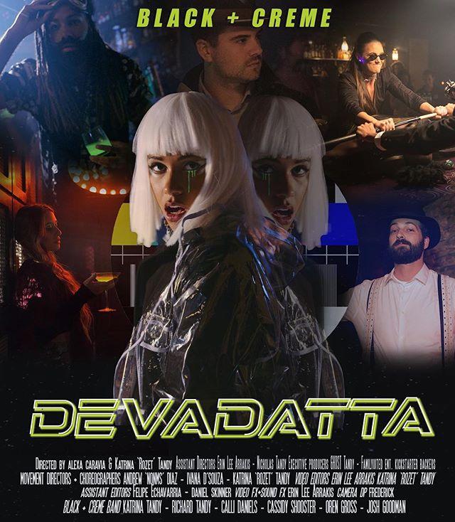 #DEVADATTAFILM 2018 - On Screen TMRW @Blackandcreme | @kudoku.creatives . . #TandyMusicgroup #Kickstarter #SouthFlorida #MSDSTRONG #PulseNightClubOrlando #MusicIndustryHorrors