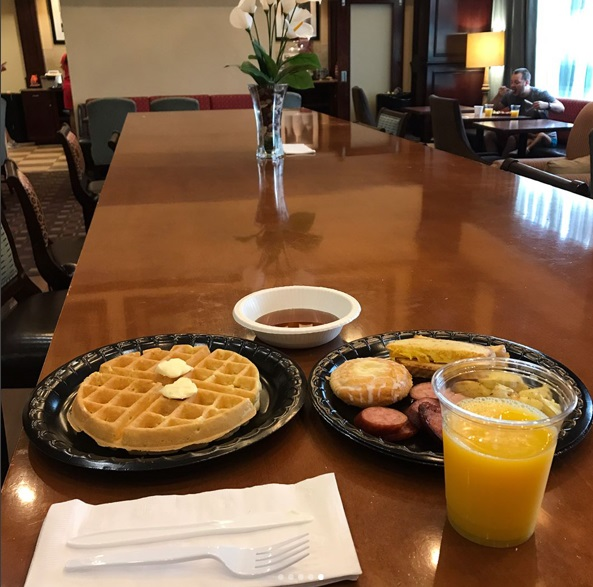 Arlington Hampton Inn breakfast 3.jpg