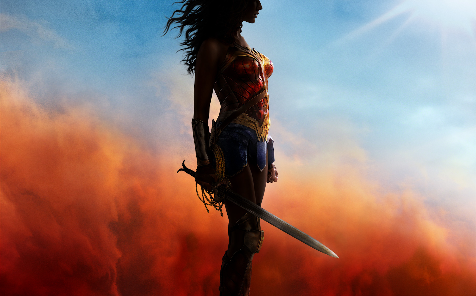 Can Wonder Woman live up to the hype?  Photo credit: DC Comics