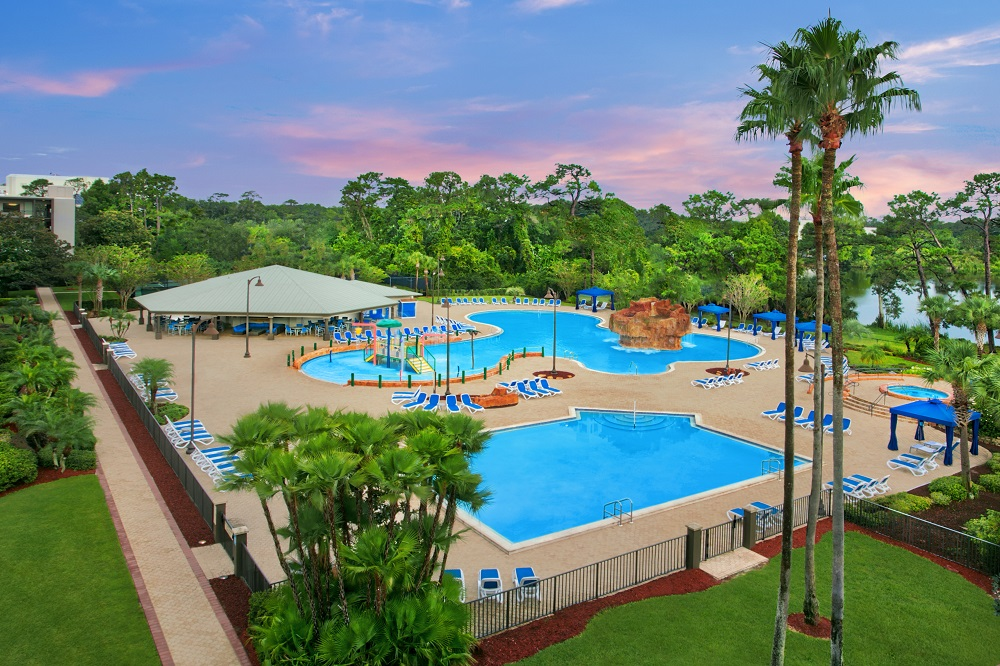 The Wyndham Lake Buena Vista hosted my family for three nights in December when we visited Disney World. We cannot wait to go back!