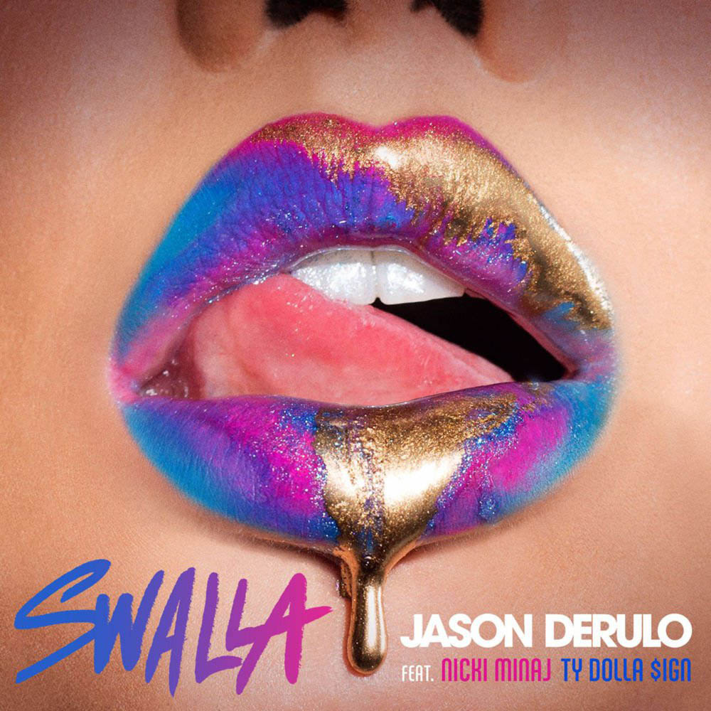 Thom Kerr shot the new single artwork for Jason Derulo! Beauty by  Amber Dreadon .