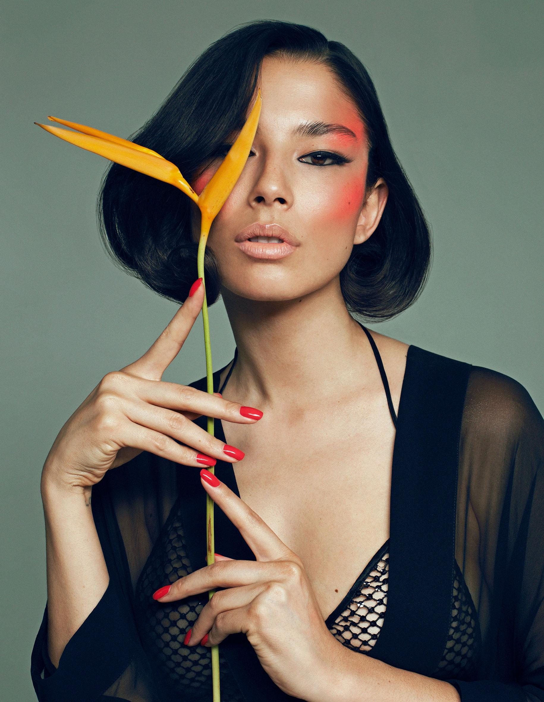 Jessica Gomes by Thom Kerr