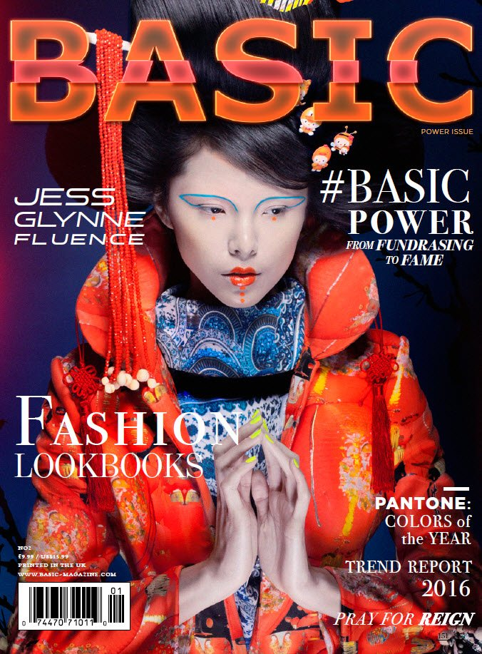 Basic Magazine Cover Thom Kerr