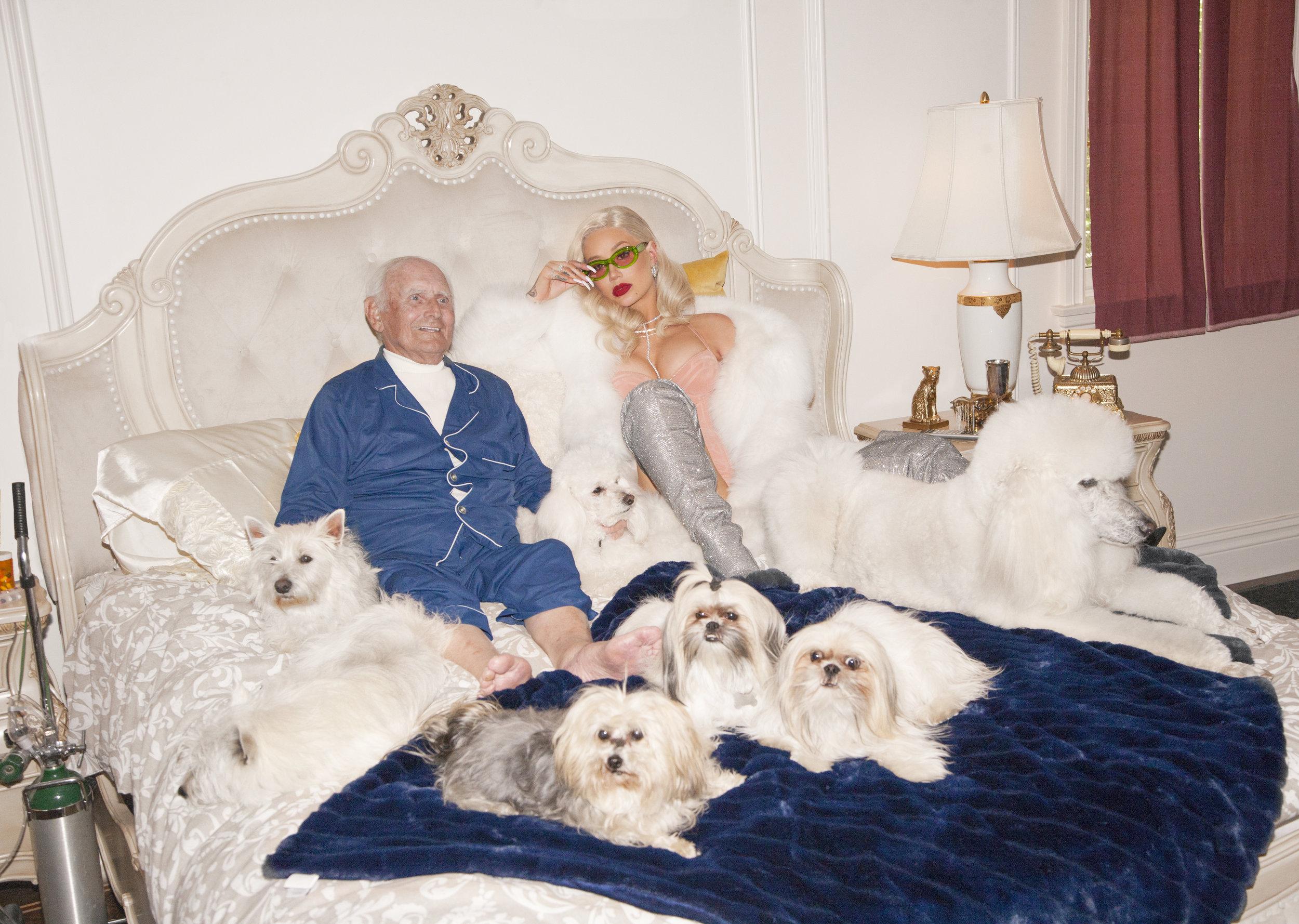 Thom Kerr Iggy Azalea Started Dogs