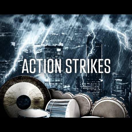 Native Instruments Action Strikes