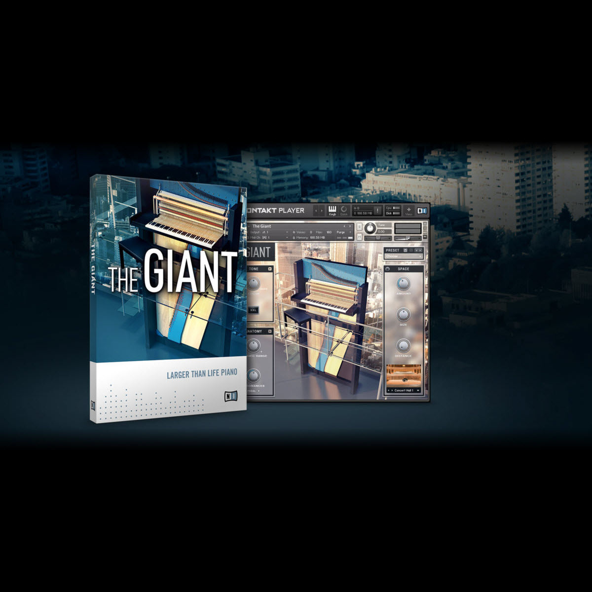 Native Instruments The Giant