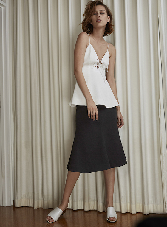 Shop C/MEO COLLECTIVE For The People Top & Skirt.