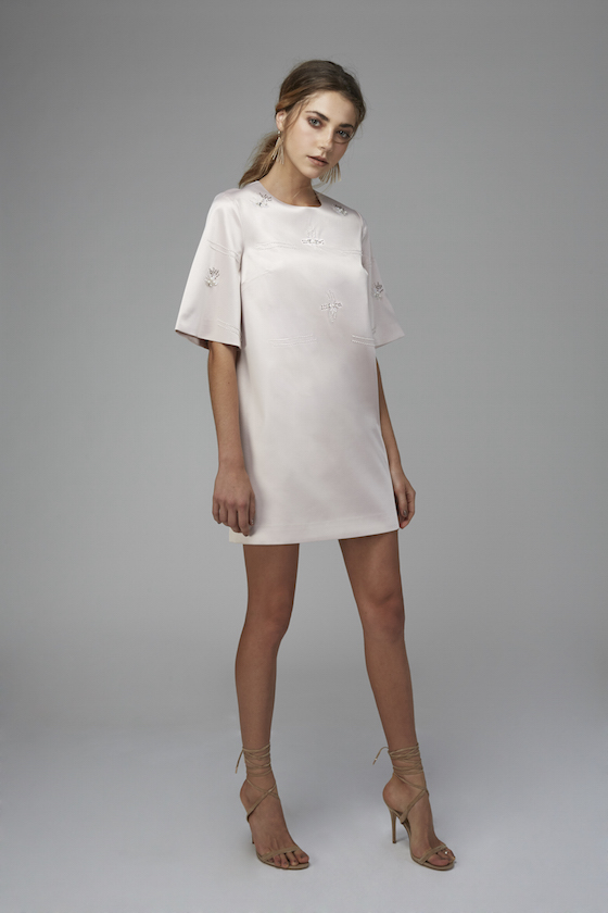 Shop Keepsake The Label Take Me Over Dress.