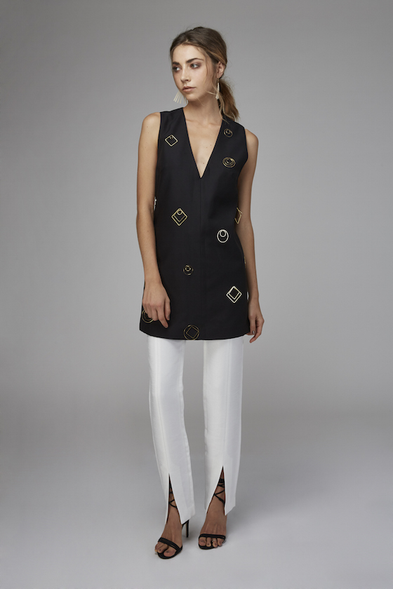 Shop C/MEO COLLECTIVE Charged Up Dress + Break Even Pants