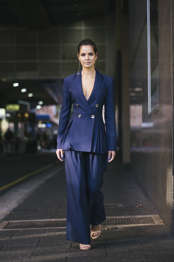 Shop C/MEO COLLECTIVE Same Love Blazer and Pants.