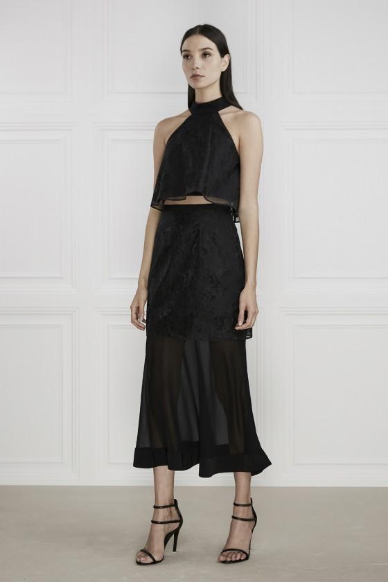 Shop Keepsake The Label Sundream Lace Top + Skirt.