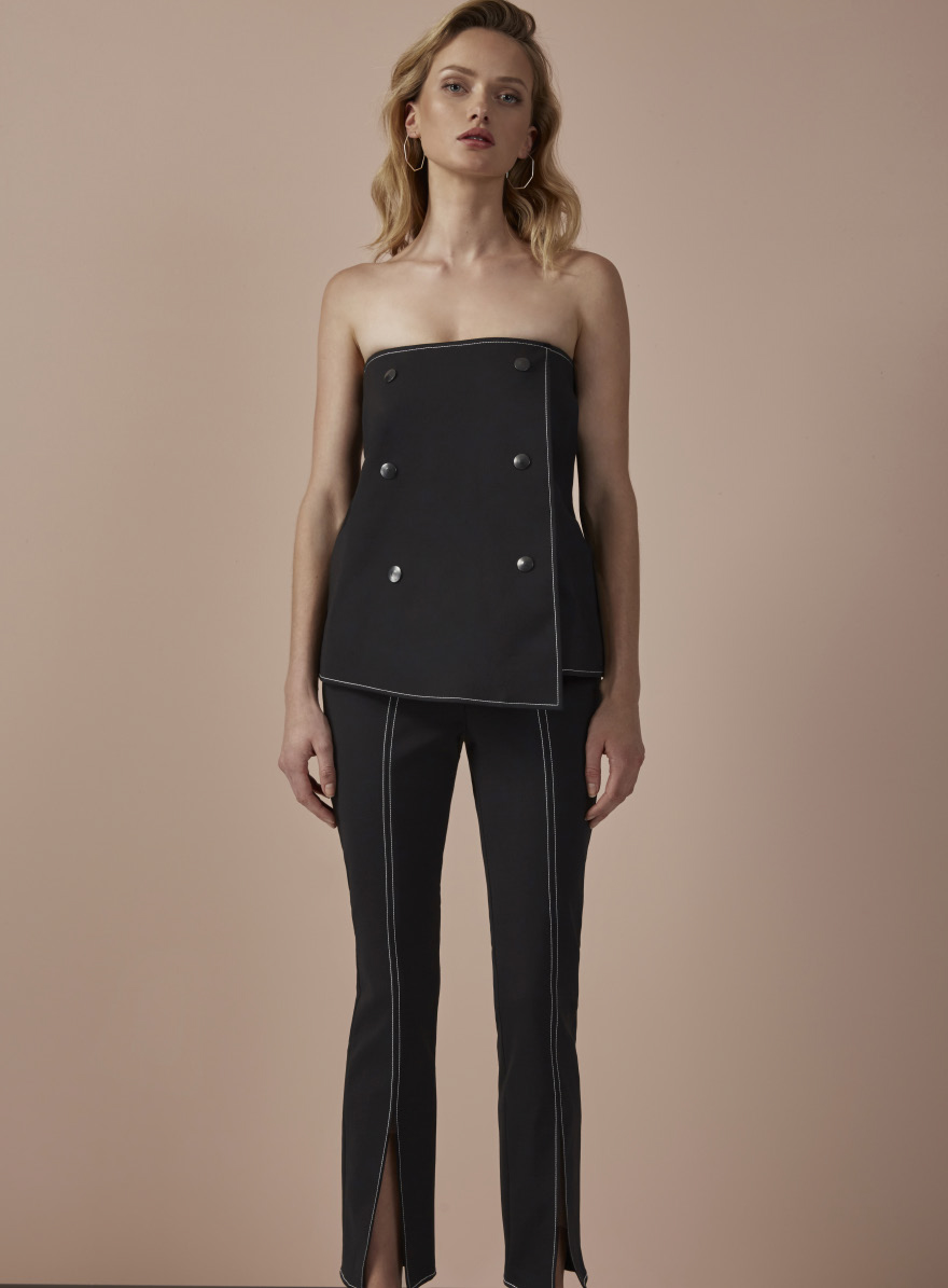 C/MEO All Falls Down Bustier and Pant
